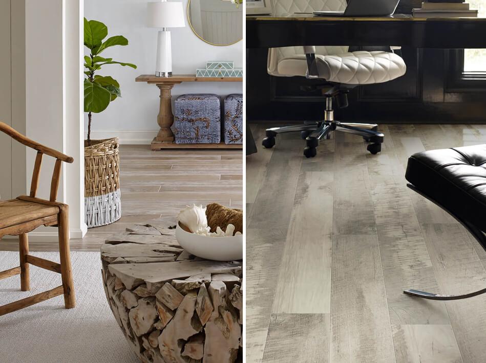 Laminate styles | J/K Carpet Center, Inc