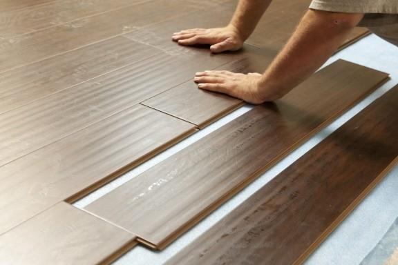 Floor installation | J/K Carpet Center, Inc