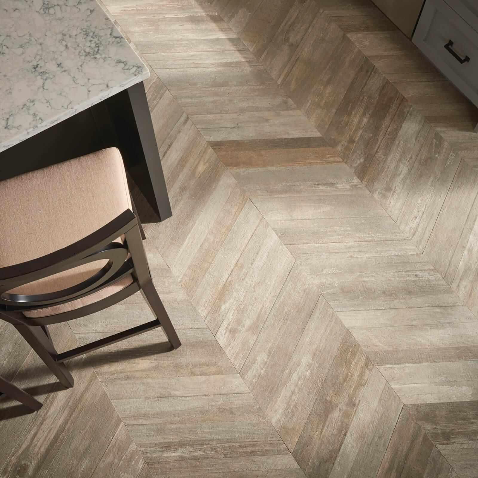 Glee chevron flooring | J/K Carpet Center, Inc